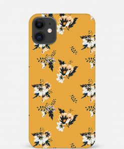 Yellow Flower iPhone 12 Mini Mobile Cover