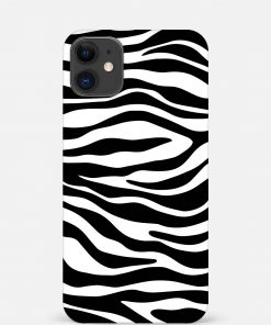 Zebra iPhone 12 Mini Mobile Cover