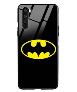 Batman Oneplus Nord Glass Case Cover