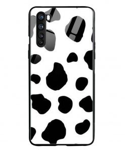 Moo Oneplus Nord Glass Case Cover