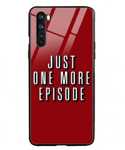 One More Episode Oneplus Nord Glass Case Cover