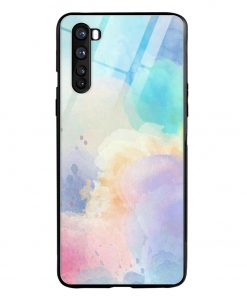 Paint Colors Oneplus Nord Glass Case Cover