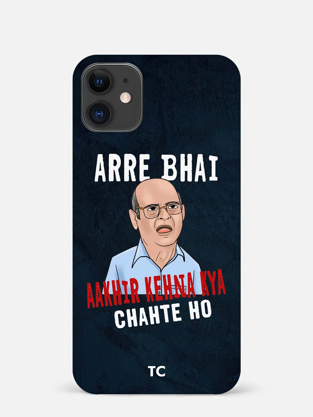 Arre Bhai iPhone 12 Mini Mobile Cover