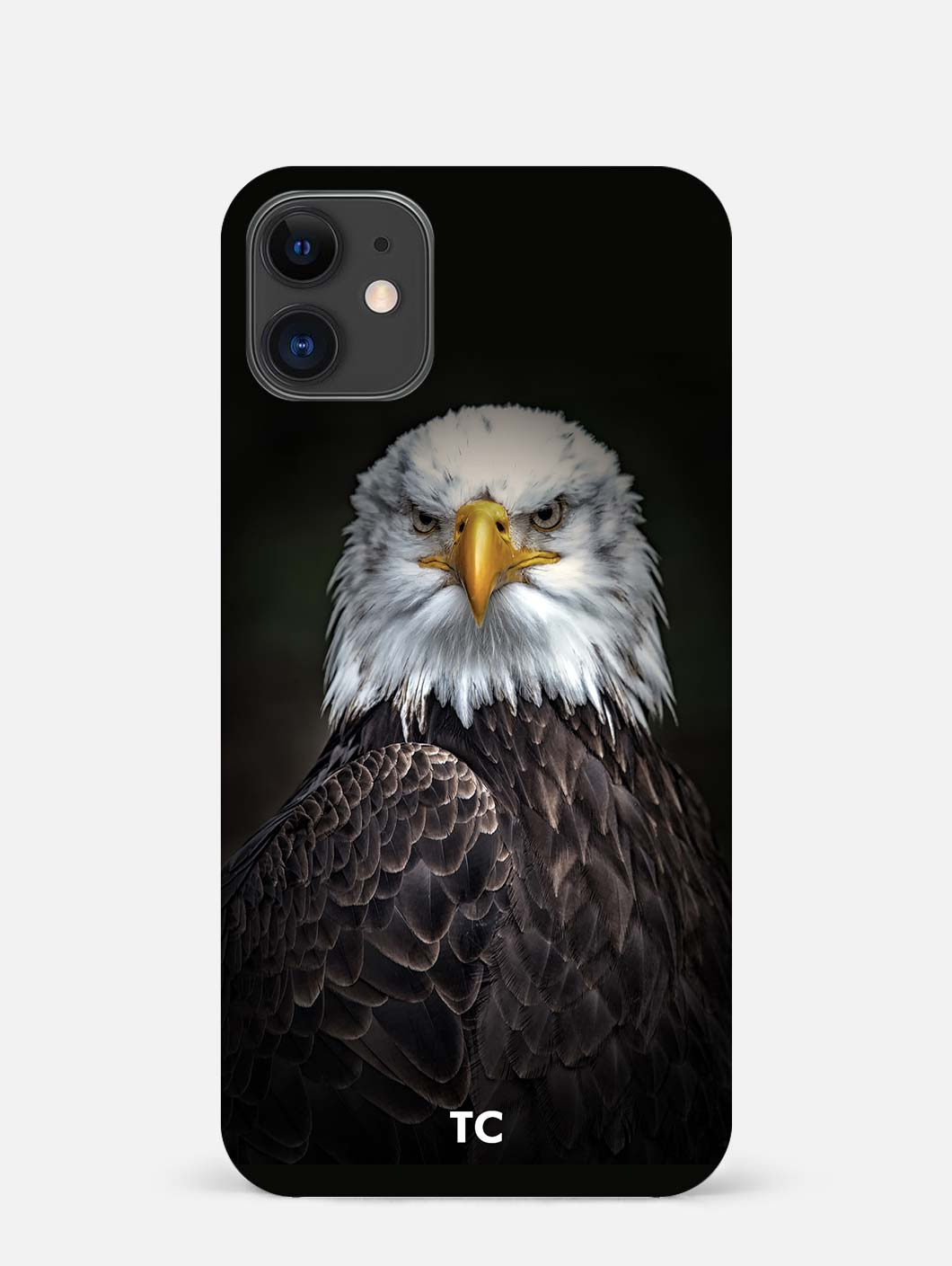 Eagle iPhone 12 Mini Mobile Cover