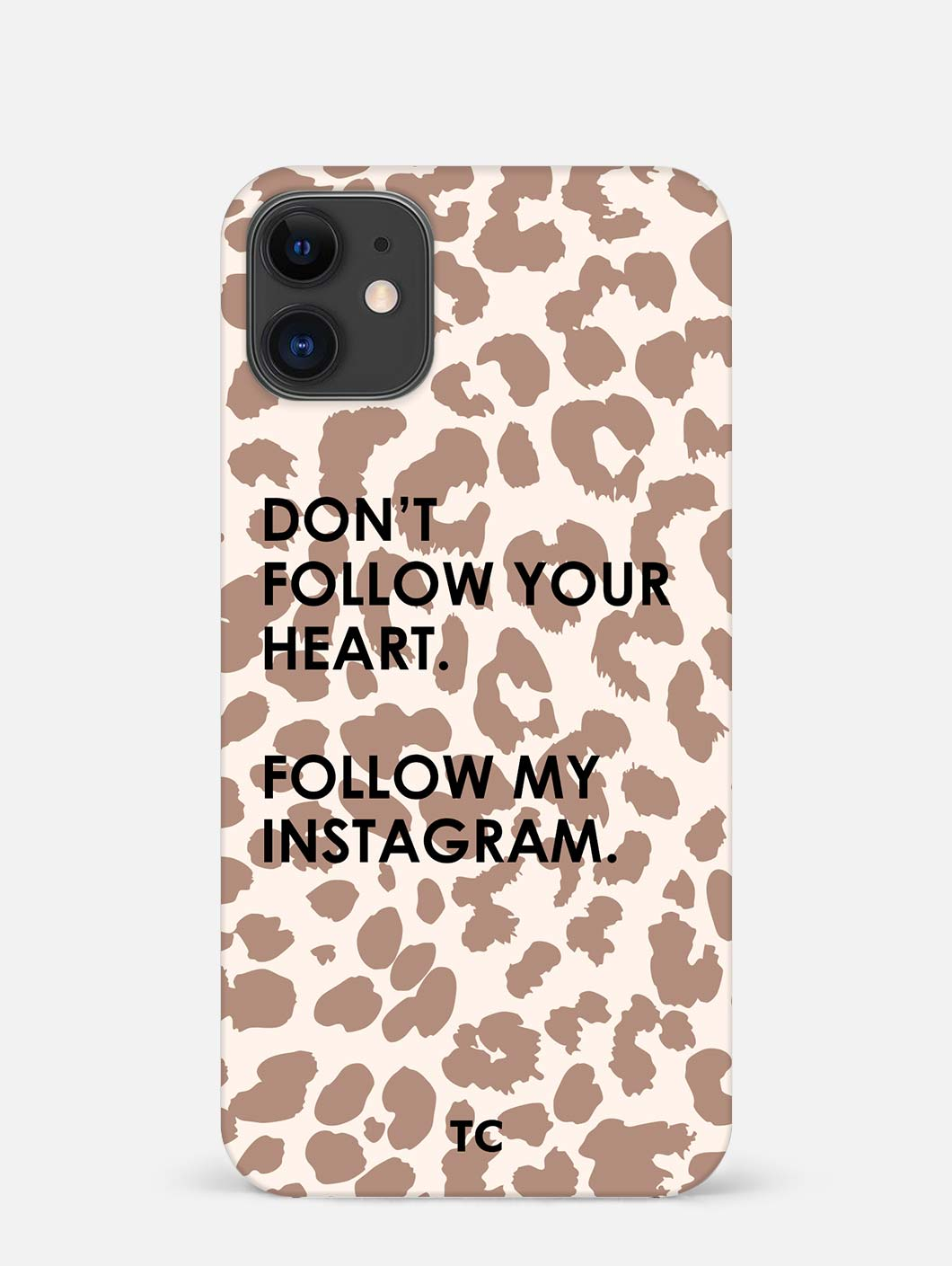 Instagram iPhone 12 Mini Mobile Cover