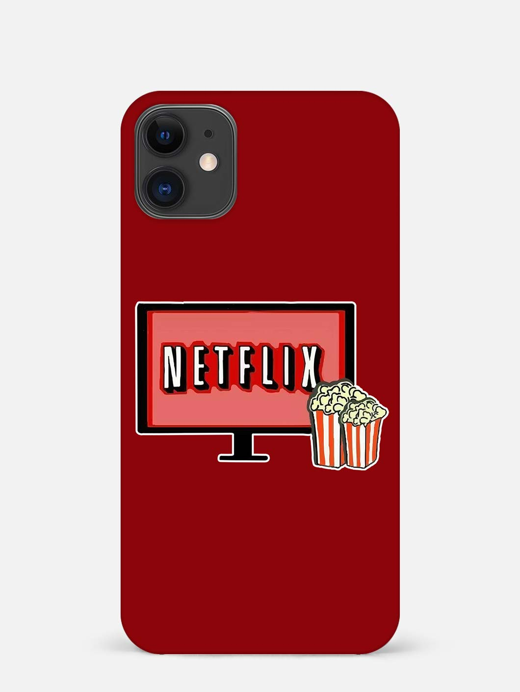 Netflix iPhone 12 Mini Mobile Cover