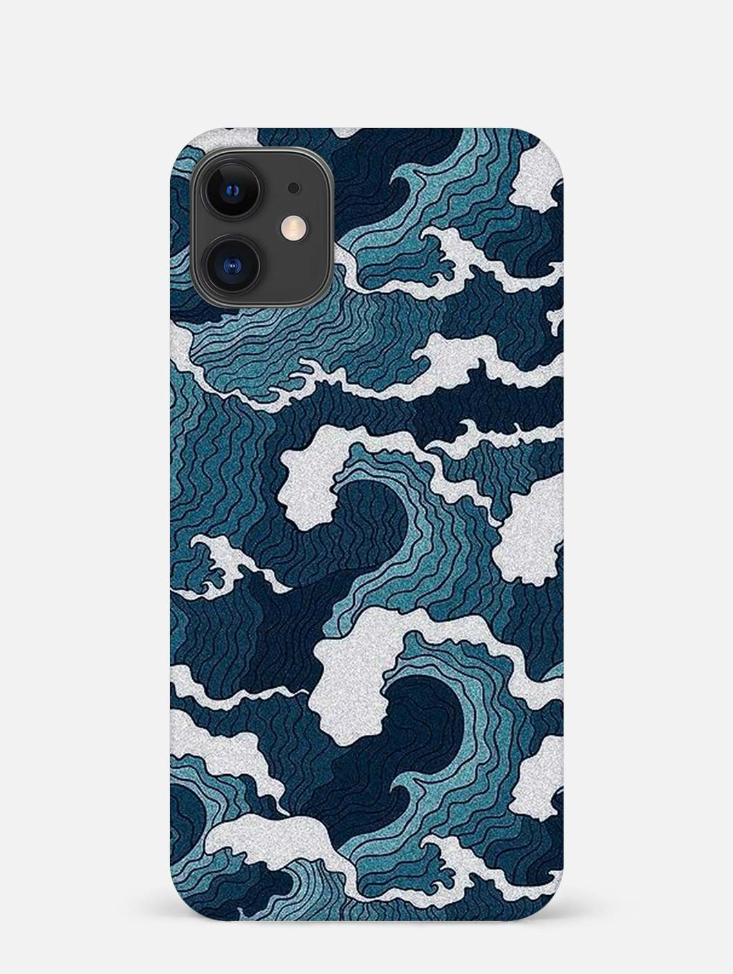 Waves iPhone 12 Mini Mobile Cover