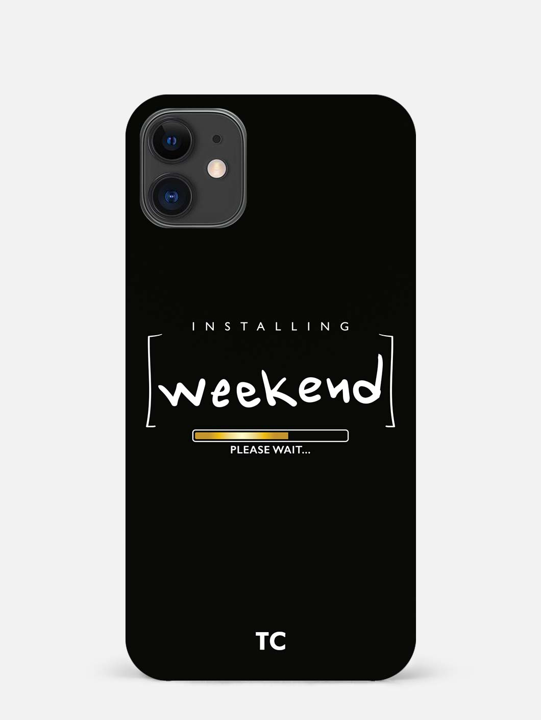 Weekend iPhone 12 Mini Mobile Cover