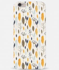Botanical Pattern iPhone 6s Plus Mobile Cover