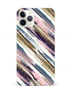 Color Stripess iPhone 11 Pro Max Mobile Cover