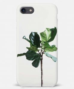Fig Plant iPhone SE Mobile Cover