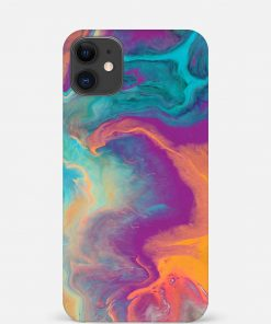 Mixed Colors iPhone 12 Mini Mobile Cover