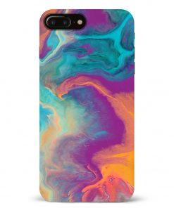 Mixed Colors iPhone 8 Plus Mobile Cover