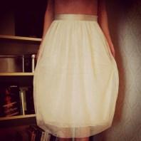 ballerina skirt
