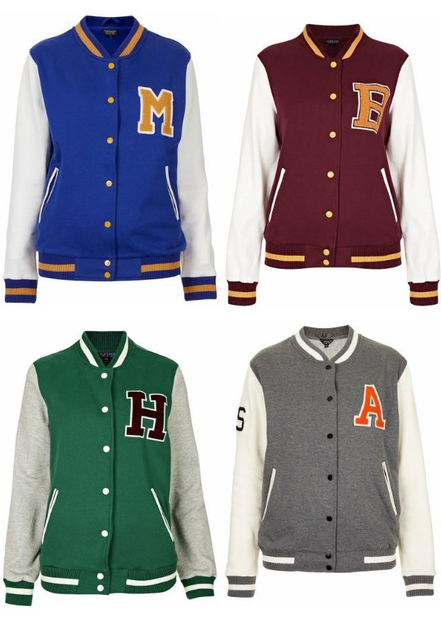baseball jackets