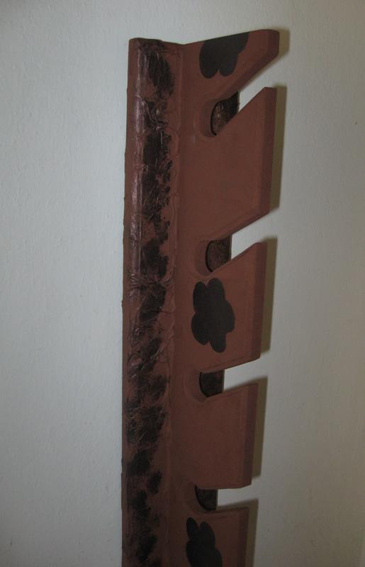 Porta Cartera Vertical de madera  til y bonito
