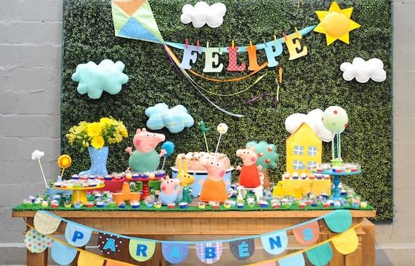 Painel para Festa Infantil Fotos  Toda Atual