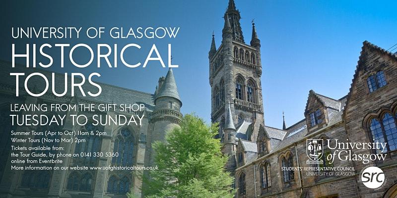 Tour Universidad Glasgow