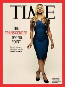 Revista Time Transgender