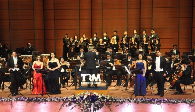 Gala Aniversario 2015 del Teatro Regional del Maule.