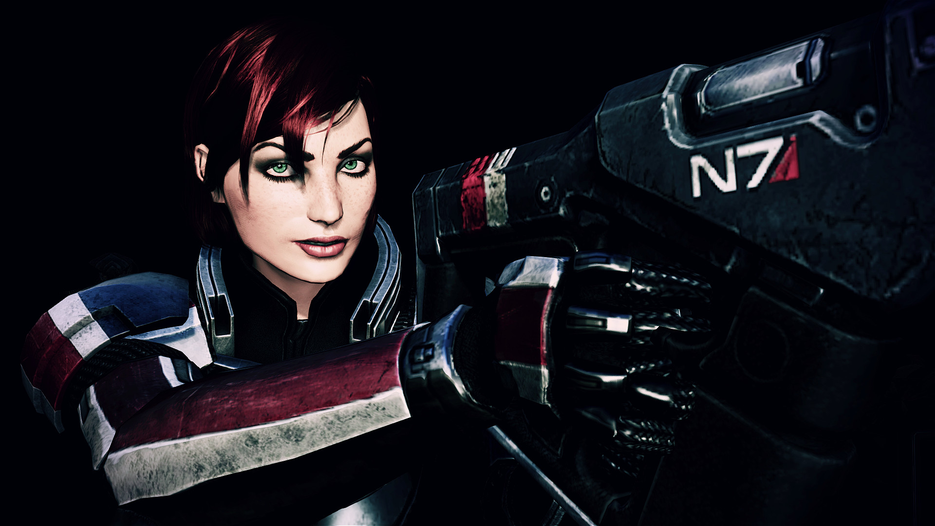 lieutenant_commander_shepard_03_by_johntesh-d50uh3v