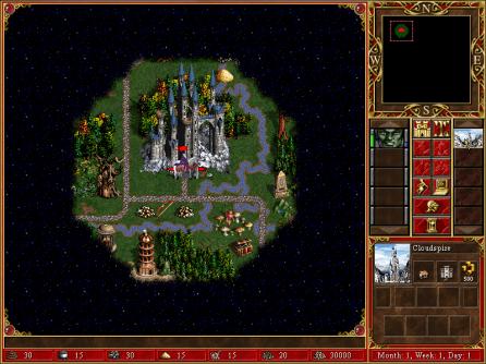 Mapa 2. Fuente: captura propia del juego