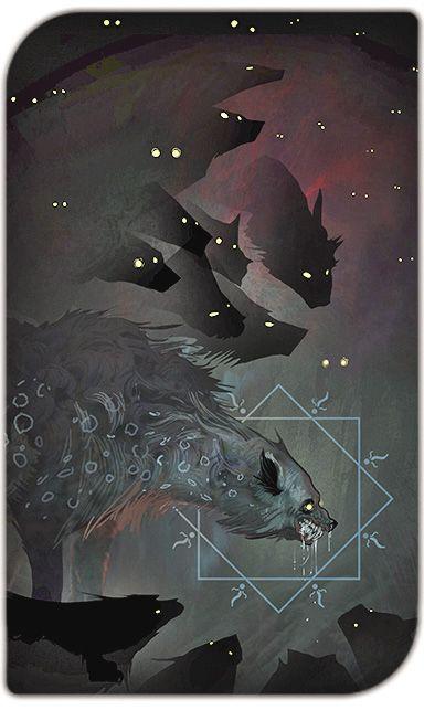 tarot-lobos
