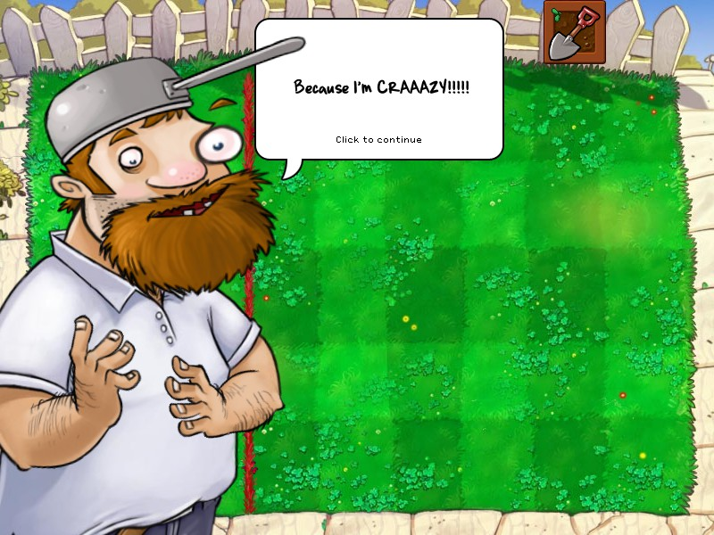 Plants vs Zombies. There\'s a zombie on your lawn | Todas Gamers