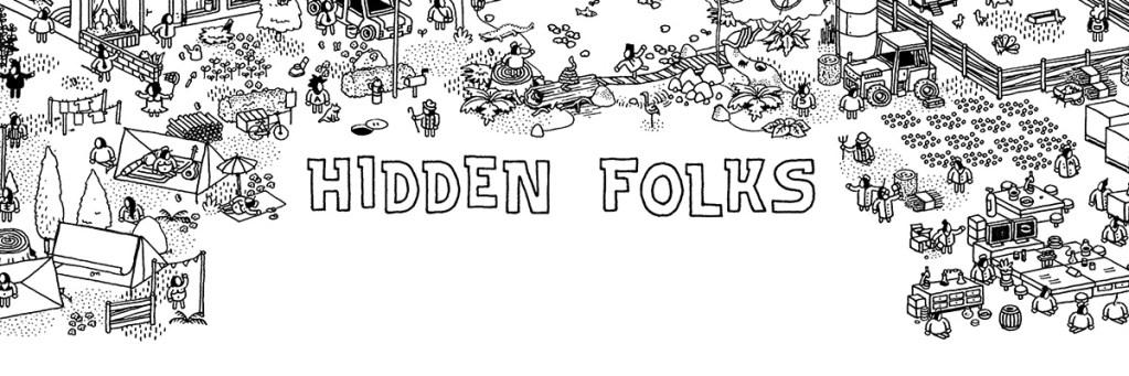 Hidden Folks cabecera