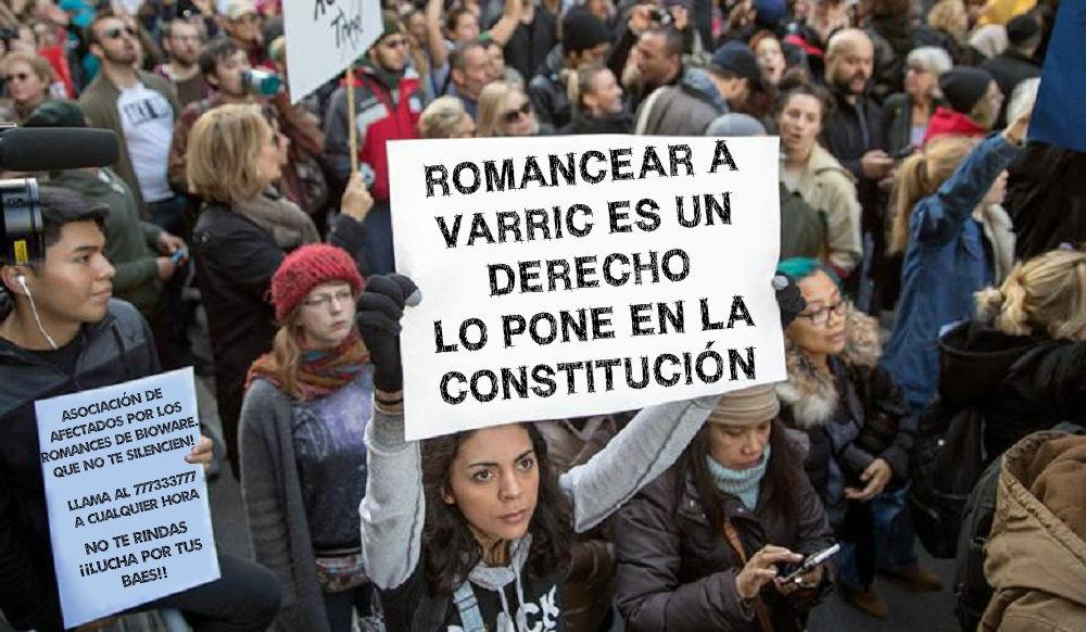 Tejada protest