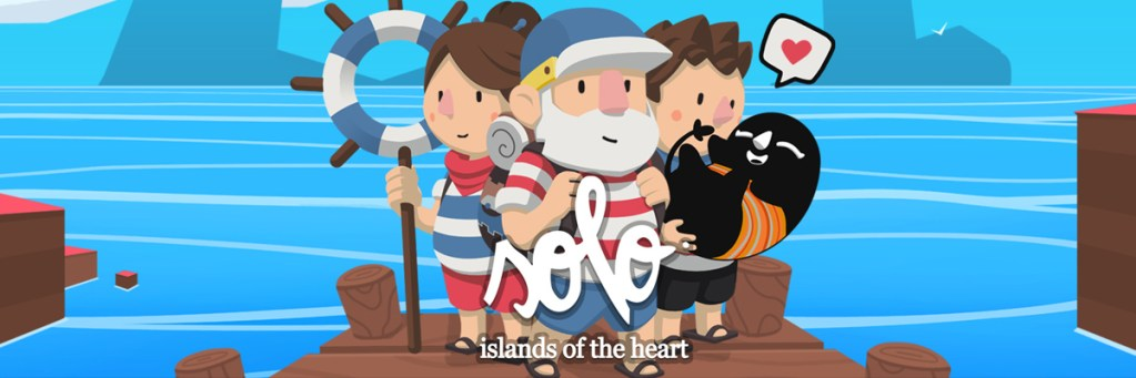 Solo Island of the heart