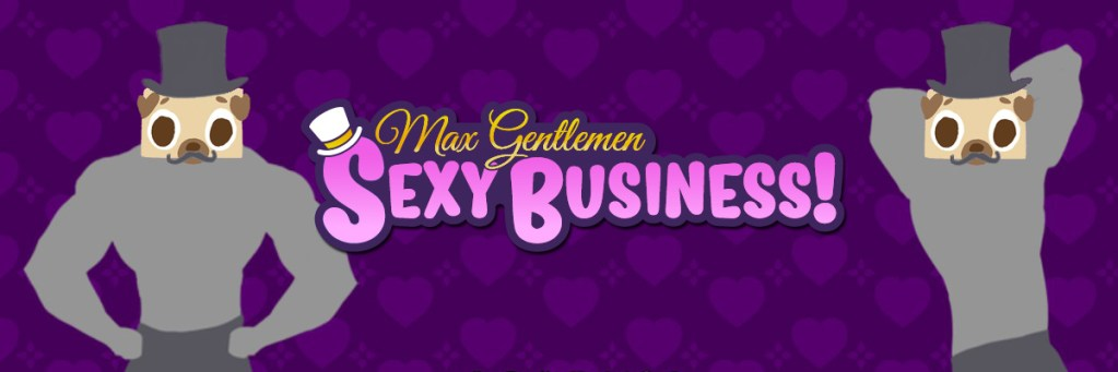 Max Gentleman Sexy business! baner