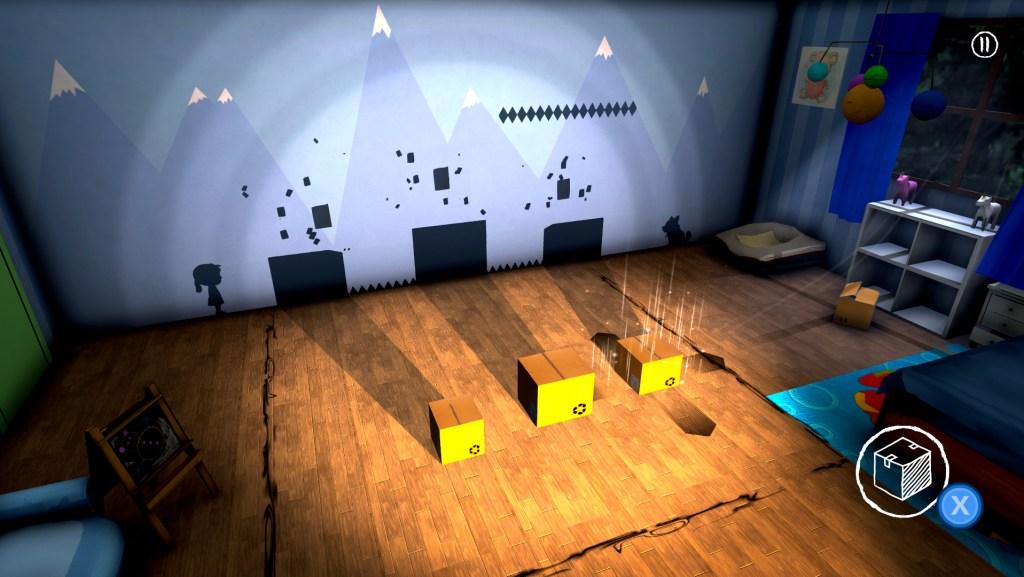 Puzzle de cajas de las primeras fases