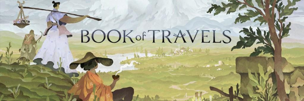 Banner cabecera de Primeras Impresiones de Book of Travels
