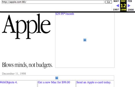 apple 過去