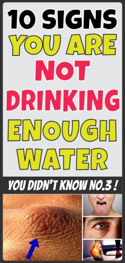 10-signs-you-are-not-drinking-enough-water