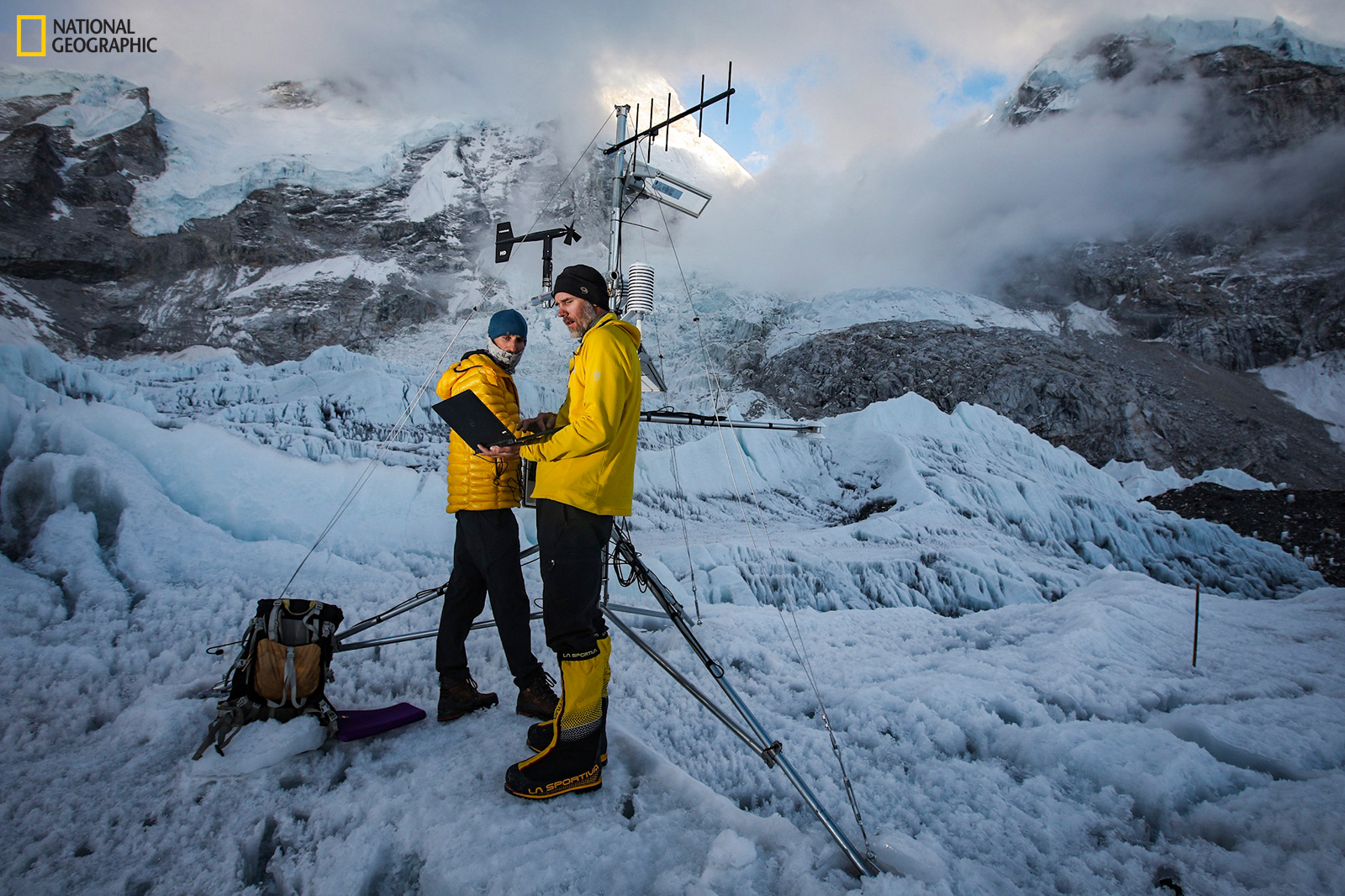 App State Researchers Scale Mount Everest To Conduct