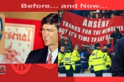 Arsene to go