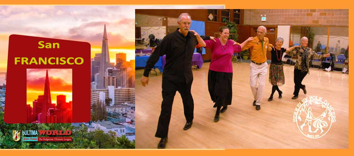 Dance Week in SF