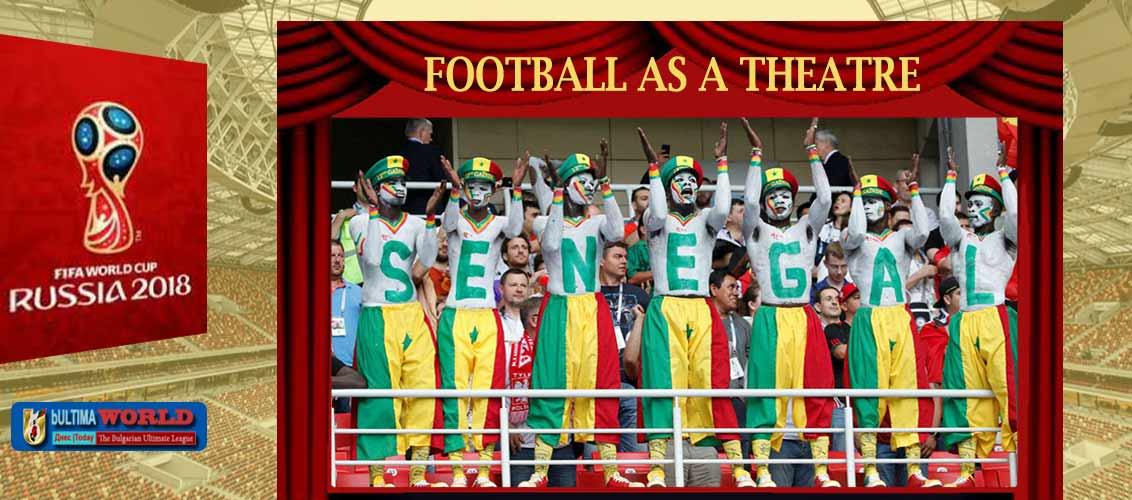 Senegal's Fans