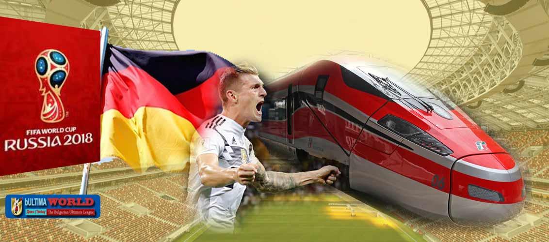 FIFA 2018 Germany 2-1 Sweden