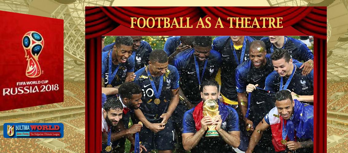 FIFA 2018 FAAT France Chapms