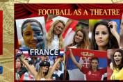 FIFA 2018 FAAT Girl Fans