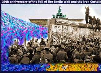 30th Anniversary Berlin Wall Fall