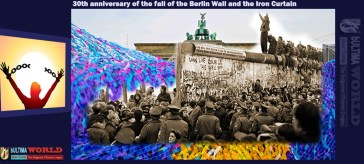 30th Anniversary Berlin Wall Fall