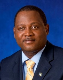 The Hon. Donville Inniss, M.P. Minister of Industry, International Business, Commerce and Small Business Development (Photo via Barbados Government Information Service)