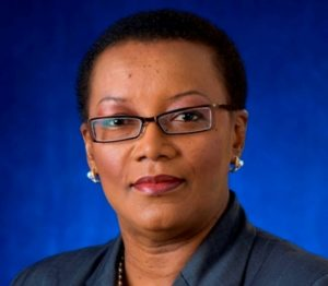 Minister of Foreign Affairs and Foreign Trade of Barbados, the Hon. Maxine McClean