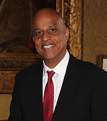 Incoming Chairman of CARICOM, the Hon. Dean Barrow, Prime Minister of Belize