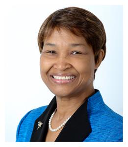 CTU Secretary-General,, Ms. Bernadette Lewis