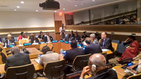 The Second India – Caribbean Community (CARICOM) Ministerial Meeting was held in New York, 30 September